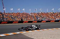 4th September 2021: Circuit Zandvoort, Zandvoort, Netherlands;   22 Yuki Tsunoda JPN, Scuderia AlphaTauri Honda, F1 Grand Prix of the Netherlands at Circuit Zandvoort