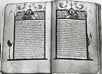 Armenian Bible, 15th Century Manuscripts