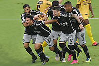 Rio de Janeiro (RJ), 08/05/2021  - Vasco-Madureira - Marquinhos Gabriel jogador do Vasco comemora seu gol,durante partida contra o Madureira,válida pelas semifinais da Taça Rio 2021,realizada no Estádio de São Januário,na zona norte do Rio de Janeiro,neste sábado (08).