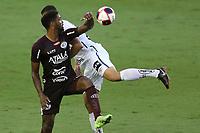 Santos (SP), 02.03.2020 - Santos-Ferroviária -  Partida entre Santos e Ferroviaria valida pela 2. rodada do Campeonato Paulista nesta quarta (3) no estadio da Vila Belmiro em Santos.