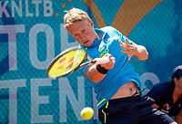 Zandvoort, Netherlands, 9 June, 2019, Tennis, Play-Offs Competition, Jelle Sels (NED)<br /> Photo: Henk Koster/tennisimages.com