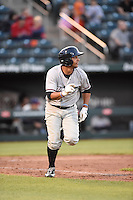 ***Temporary Unedited Reference File***Northwest Arkansas Naturals shortstop Ramon Torres (2) during a game against the Springfield Cardinals on April 26, 2016 at Hammons Field in Springfield, Missouri.  Northwest Arkansas defeated Springfield 5-2.  (Mike Janes/Four Seam Images)