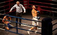 190518 Boxing - Bowyn Morgan v Jack Asis