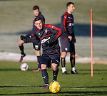 Fraser Aird back from Canada