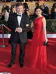 Alec Baldwin and Hilaria Thomas at 19th Annual Screen Actors Guild Awards® at the Shrine Auditorium in Los Angeles, California on January 27,2013                                                                   Copyright 2013 Hollywood Press Agency