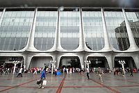 The new railway station in Lanzhou, China.  .09 Jul 2006...