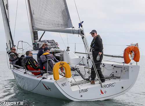 The Archambault 31 A Plus from the host club is contesting the 2021 D2D Race