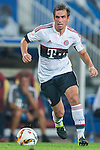 Philipp Lahm Bayern Munich in action during the Bayern Munich vs Guangzhou Evergrande as part of the Bayern Munich Asian Tour 2015  at the Tianhe Sport Centre on 23 July 2015 in Guangzhou, China. Photo by Aitor Alcalde / Power Sport Images