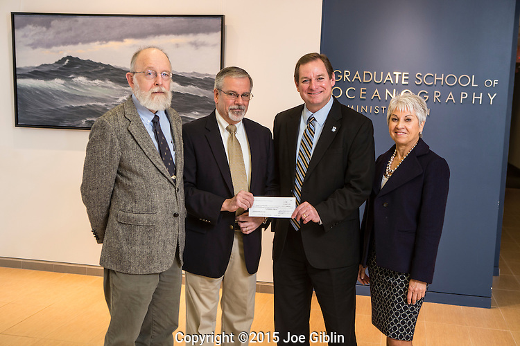 URI Foundation Oceanography Check Presentation