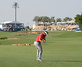 Joost LUITEN (NED) during round one of the 2016 DP World Tour Championships played over the Earth Course at Jumeirah Golf Estates, Dubai, UAE: Picture Stuart Adams, www.golftourimages.com: 11/17/16