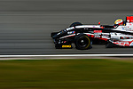 Dan Wells of BlackArts Racing (KCMG) drives during the 2015 AFR Series as part the 2015 Pan Delta Super Racing Festival at Zhuhai International Circuit on September 20, 2015 in Zhuhai, China.  Photo by Aitor Alcalde/Power Sport Images