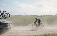 Jappe Jaspers (BEL/Veranda's Willems Crelan) riding the dust<br /> <br /> 92th Schaal Sels 2017