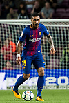 Jose Paulo Bezerra Maciel Junior, Paulinho, of FC Barcelona in action during the La Liga 2017-18 match between FC Barcelona and Malaga CF at Camp Nou on 21 October 2017 in Barcelona, Spain. Photo by Vicens Gimenez / Power Sport Images