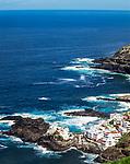 Spanien, Kanarische Inseln, Teneriffa, Fischerdorf El Prix an der Nordkueste | Spain, Canary Islands, Tenerife, fishing village El Prix at the north coast
