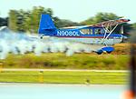 Friends of Hartzell Air Show at Piqua Hartzell Airport on September 5, 2017 as Hartzell Propeller celebrates their 100th anniversary