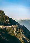 Frankreich, Provence-Alpes-Côte d'Azur, Bonson (Alpes-Maritimes): Bergdorf (Village Perché) in den franzoesischen Seealpen | France, Provence-Alpes-Côte d'Azur, Bonson (Alpes-Maritimes): mountain village (Village Perché) in the French Maritime Alps
