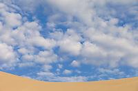 Great Sand Dunes National Park, Colorado.<br /> <br /> Canon EOS 5D Mk II, 70-200 f/2.8L lens