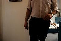 (simulation) agression sexuelle<br /> <br /> PHOTO :   Agence Quebec Presse