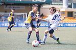 U-11 Plate Finals match, part of the HKFC Citi Soccer Sevens 2017 on 27 May 2017 at the Hong Kong Football Club, Hong Kong, China. Photo by Chris Wong / Power Sport Images