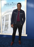 """WEST HOLLYWOOD - SEPT 1: Blair Underwood attends a red carpet event for FX's """"Impeachment: American Crime Story"""" at Pacific Design Center on September 1, 2021 in West Hollywood, California. (Photo by Frank Micelotta/FX/PictureGroup)"""