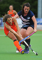 140712 Women's Hockey Under-18 Final - Auckland v Midlands