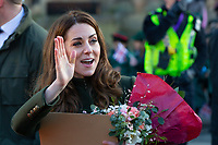 Prince William & Kate visit  Bradford - 15.01.2020