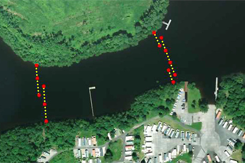 New Non-Motorised 'Safe Play' Zone on Lower Lough Erne at Castle Archdale Country Park
