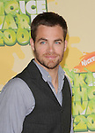 Chris Pine at The 2009 Nickelodeon's Kids Choice Awards held at Pauley Pavilion in West Hollywood, California on March 28,2009                                                                     Copyright 2009 Debbie VanStory/RockinExposures
