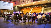 Rotterdam, Netherlands, December 16,  2017, Topsportcentrum,  KNLTB Ledenraadsvergadering,  <br /> Photo: Tennisimages/Henk Koster