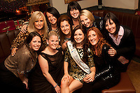 Miss Mansfield and sponsors