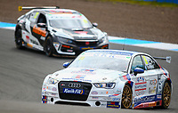 29th August 2020; Knockhill Racing Circuit, Fife, Scotland; Kwik Fit British Touring Car Championship, Knockhill, Qualifying Day; Bobby Thomson in action during free practice