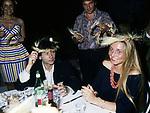 ROMAN POLANSKY E GAIA RAMAZZOTTI<br /> FESTIVAL DI SPOLETO 1995