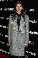 HOLLYWOOD, LOS ANGELES, CA, USA - NOVEMBER 18: Amanda Setton arrives at the Los Angeles Special Screening Of Magnolia Pictures' 'Life Partners' held at Arclight Hollywood on November 18, 2014 in Hollywood, Los Angeles, California, United States. (Photo by Xavier Collin/Celebrity Monitor)
