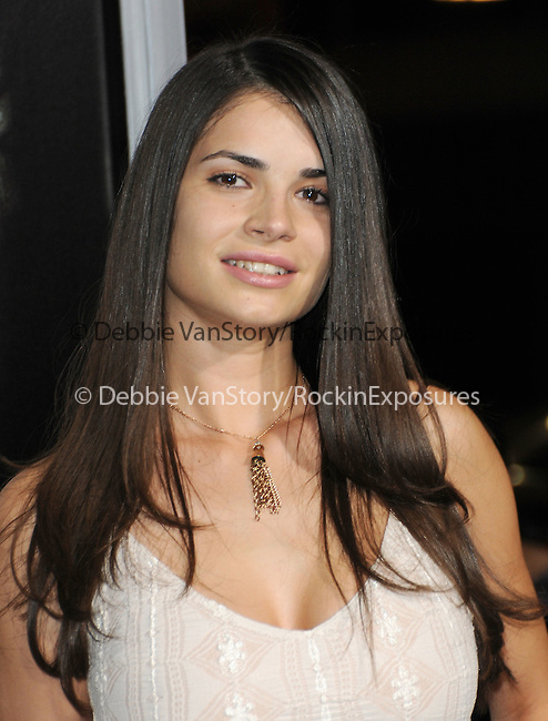 Marija Karan at The Warner Bros. Pictures' World Premiere of The Rite held at The Grauman's Chinese Theatre in Hollywood, California on January 26,2011                                                                               © 2010 DVS/Hollywood Press Agency
