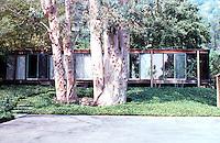Craig Elwood: Kubly House, Pasadena 1964.  Photo '89.