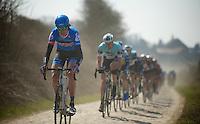 111th Paris-Roubaix 2013..Johan Vansummeren (BEL).