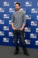 Jake Mahaffy attends a photocall for the movie 'Free In Deed' during the 72nd Venice Film Festival at the Palazzo Del Cinema in Venice, Italy, September 11, 2015.<br /> UPDATE IMAGES PRESS/Stephen Richie