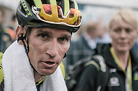 Roman Kreuziger (CZE/Mitchelton Scott) after finishing 2nd4 in the 53th Amstel Gold Race (1.UWT)<br /> 1 Day Race: Maastricht > Berg en Terblijt (263km)