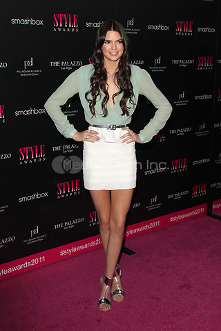 Kendall Jenner at the 2011 Hollywood Style Awards at Smashbox West Hollywood on November 13, 2011 in West Hollywood, California. © mpi21 / MediaPunch Inc.