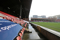 General view of the ground during Leyton Orient vs Crawley Town, Sky Bet EFL League 2 Football at The Breyer Group Stadium on 19th December 2020