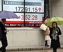 Japanese stock market makes positive start to week