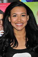 "13 July 2020 - Naya Rivera, the actress best known for playing cheerleader Santana Lopez on Glee, has been confirmed dead. Rivera, 33, is believed to have drowned while swimming in the lake with her 4-year-old son, who was found asleep on their rental pontoon boat after it was overdue for return. 11 May 2009 - Santa Monica, CA - Naya Rivera. ""Glee"" Los Angeles Premiere held at Santa Monica High School. Photo Credit: Byron Purvis/AdMedia"