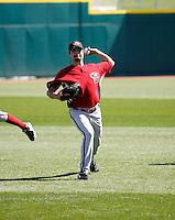 Clay Zavada - Arizona Diamondbacks - 2009 spring training.Photo by:  Bill Mitchell/Four Seam Images