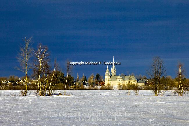 Sainte Anastasies, Centre du Quebec, Canada