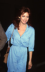 Tanya Roberts on June 20, 1981 in New York City.