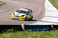 Ollie O'Donovan, Ford Fiesta, BRX Supercars into  Paddock Bend during the 5 Nations BRX Championship at Lydden Hill Race Circuit on 31st May 2021