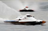 "13-14 June, 2009, APBA Inboards, Walled Lake, Novi, MI. USA.A-164 ""Blitzkrieg"", 2.5 Mod hydroplane.©F. Peirce Williams 2009 USA.F.Peirce Williams.photography.ref: RAW (.NEF) File Available"