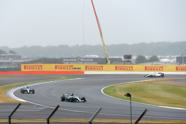 Final qualifying session during the British Grand Prix final qualifying sessions at Silverstone on Saturday 15th July 2017 (Photo by Rob Munro/Stewart Communications)