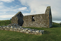St Ninian's Chapel, Isle of Whithorn, Dumfries and Galloway<br /> <br /> Copyright www.scottishhorizons.co.uk/Keith Fergus 2011 All Rights Reserved