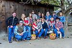 The family of Avila Valley Barn in Avila Valley, San Luis Obispo County, California